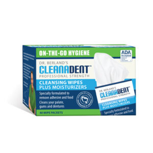 Cleanadent Cleansing Wipes
